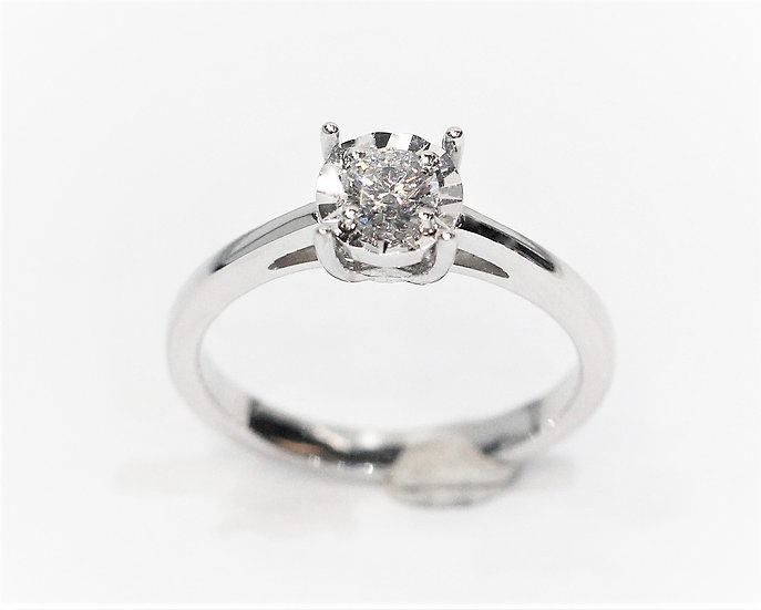 GIA engagement  diamond ring