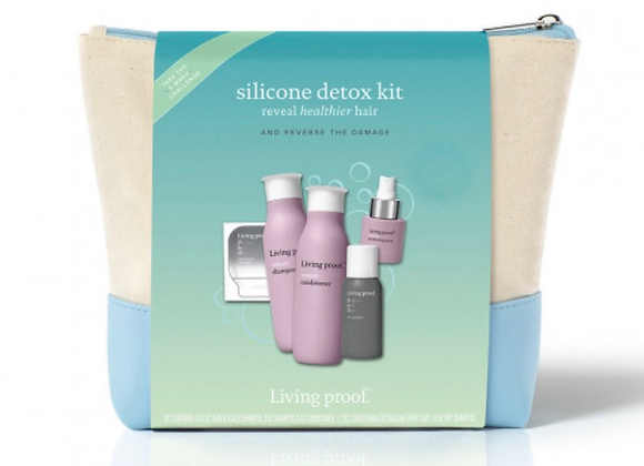 Living Proof Silicone Detox Kit