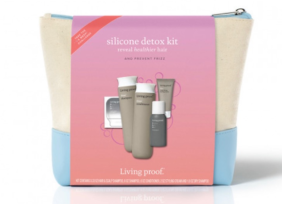 Living Proof Silicone Detox Kit no frizz