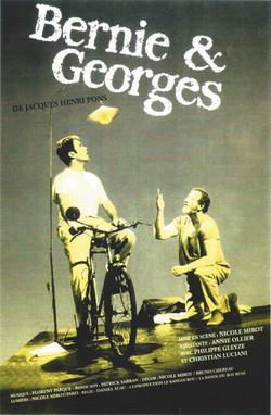 """""""Bernie et Georges"""" de J.H. PONS"""