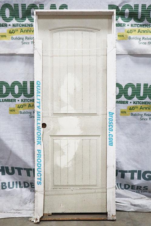 Brosco Sante Fe Interior Prehung Molded Solid Core Door - EC5-E