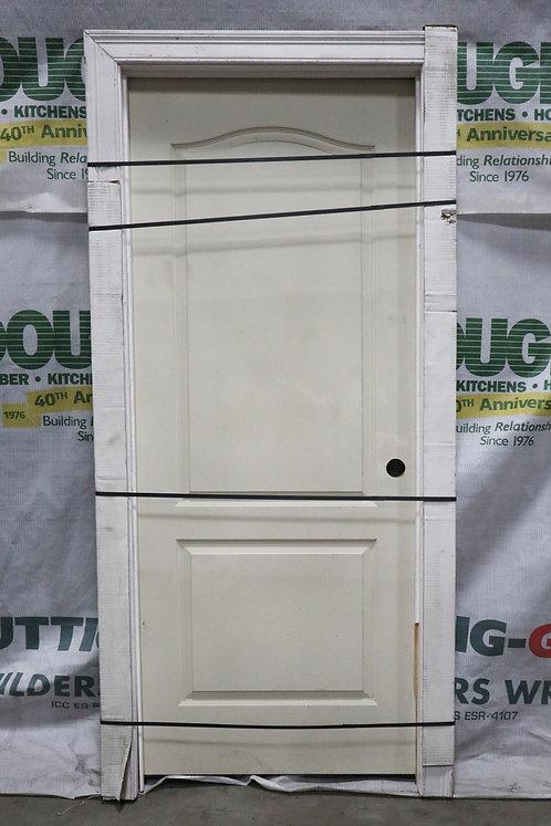 Reeb Princeton Interior Prehung Molded Hollow Core Single Door - EC2-F