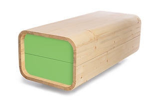 rakev malá dřevo