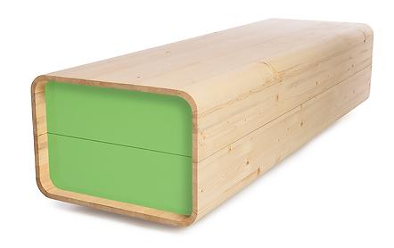 rakev dřevo colour