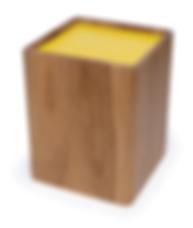 urna velká dřevo