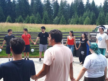 Seminar Camp - First Days