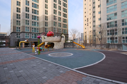 Liga Children's play ground