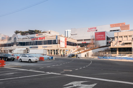 Lotte mart / Seoul station