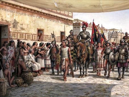 México-Tenochtitlan: 500 años de europeización