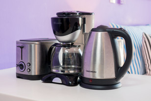 Kettle Coffe maker Toaster