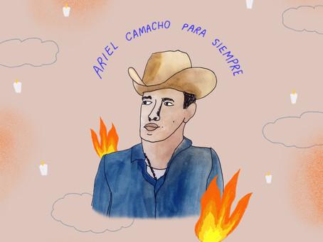 TQM Ariel Camacho, o mi breve historia con los corridos tumbados