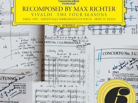 Recomposed by Max Richter: Vivaldi, the Four Seasons (2012)