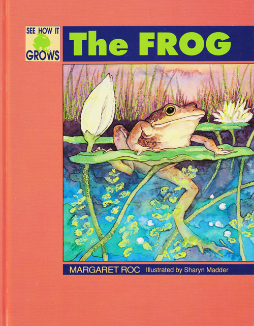 See how it grows The Frog