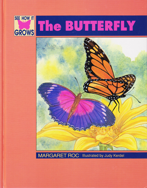 See how it grows The Butterfly