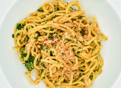 Chilli Crab Spaghetti