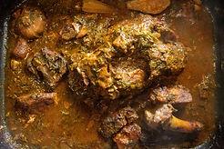 Lamb Shank Curry