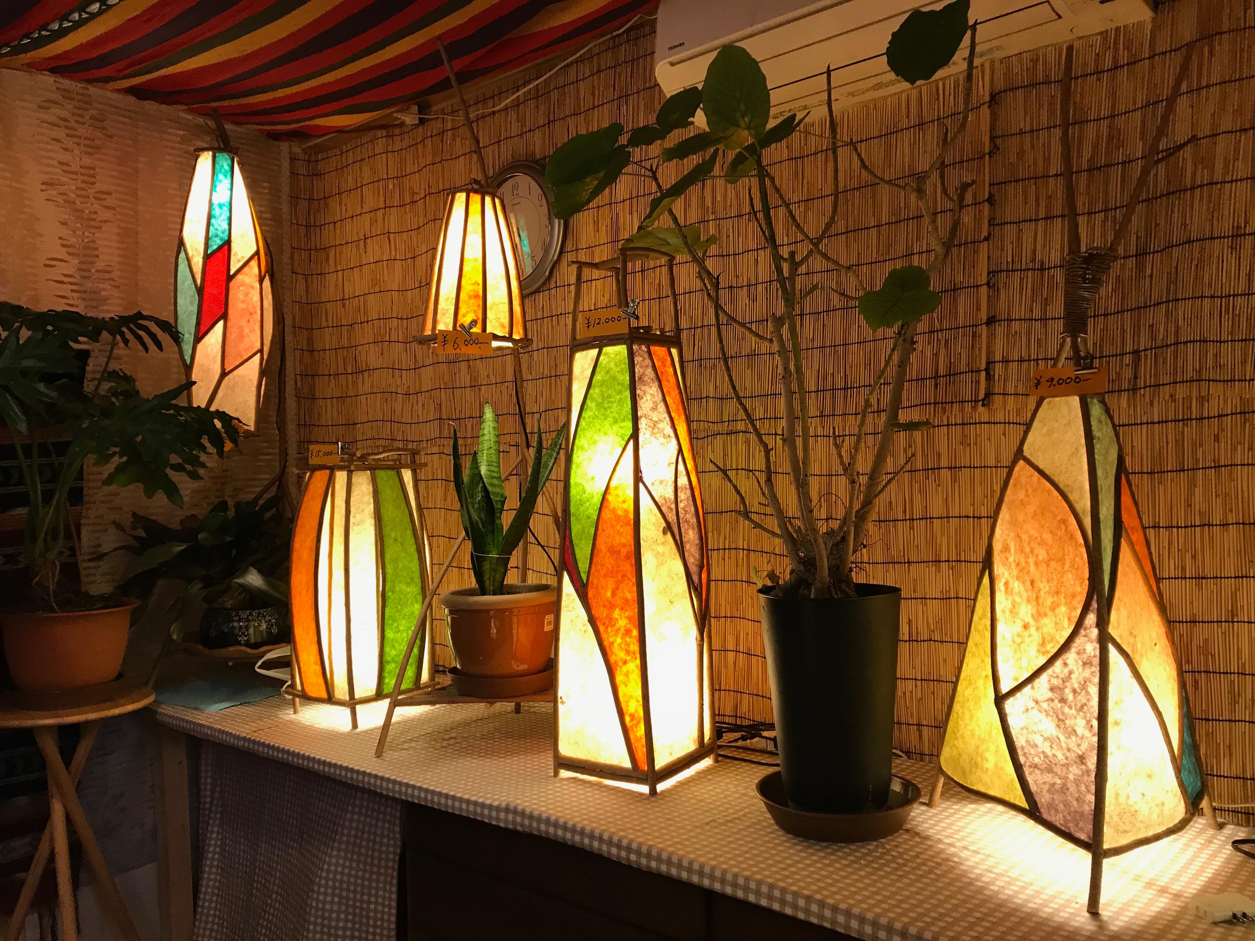Japanese Lantern Workshop