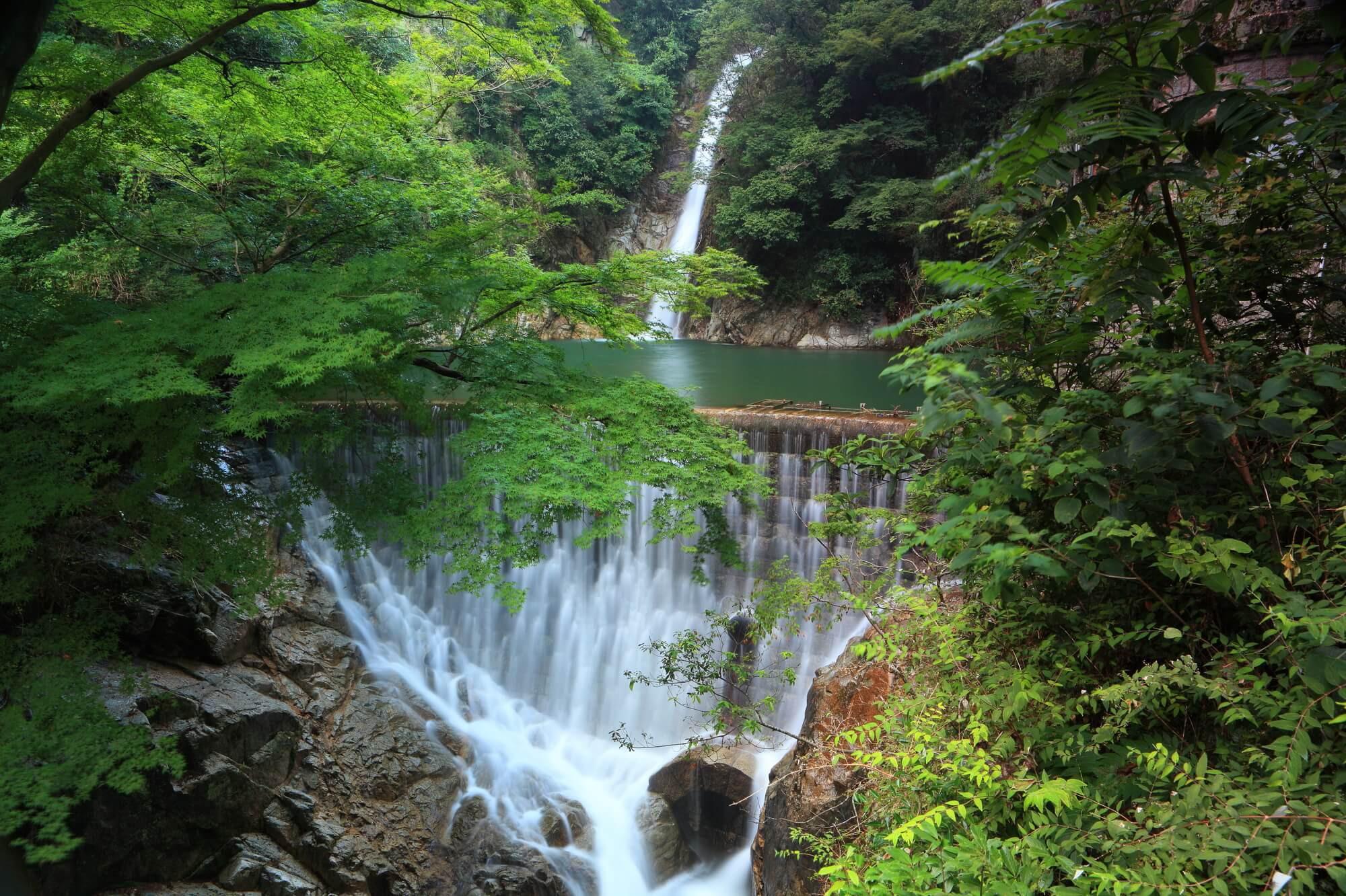 Nunobiki Falls Hiking Tour