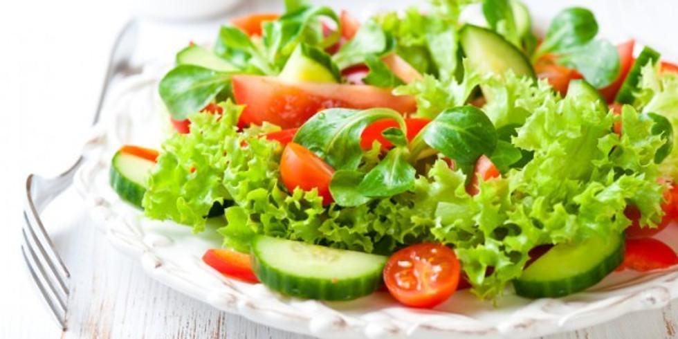 健康講座 個人事業主の心と身体を支える食事法