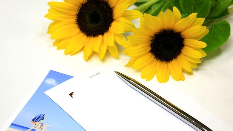 【オンライン】5/24 心を届ける手紙のセミナー
