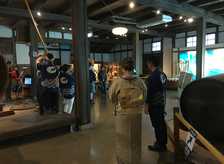 Kobe Sake Breweries Tour