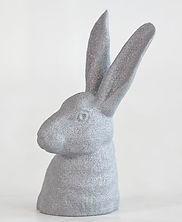 3D print eksempel i alumid materiale, SLS teknikk