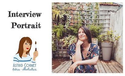 Interview portrait Astrid Cornet