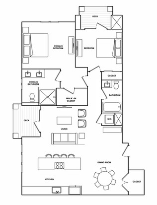 B5- 1,259 sq ft