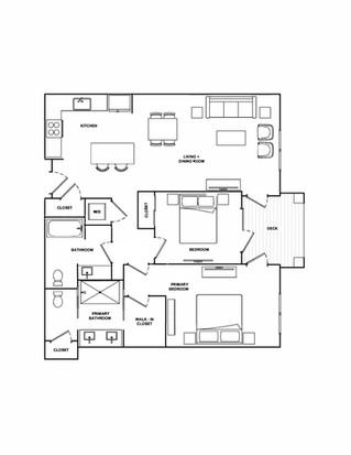 B4- 1,120 sq ft