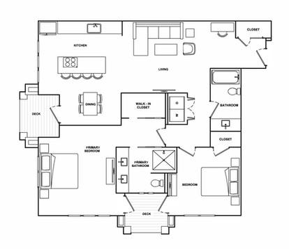 B6- 1,251 sq ft