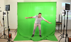 צילום במסך ירוק