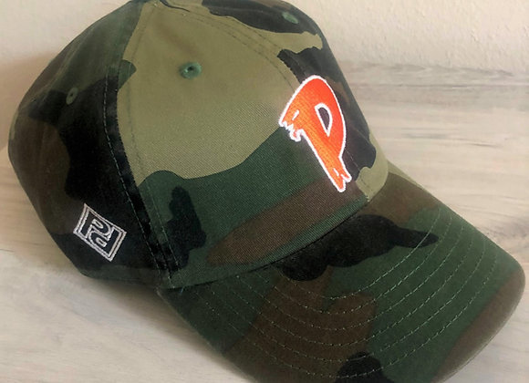 """Phresh P"" Camo Dad Hat"