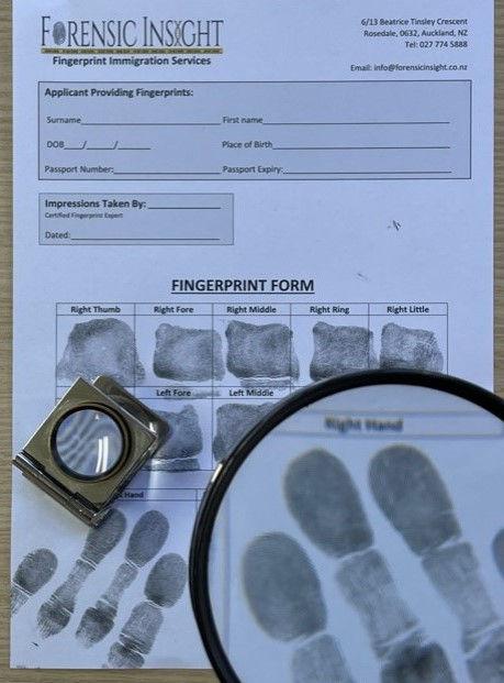 Fingerprint - First set
