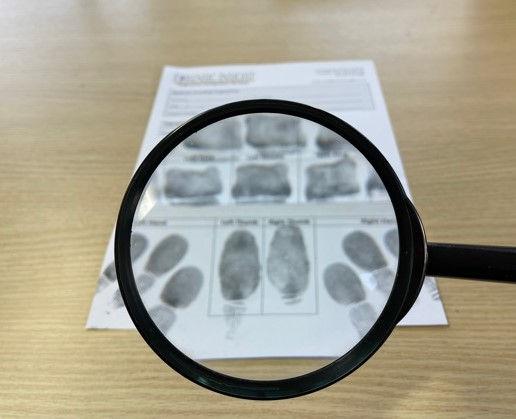 Fingerprint - Second set