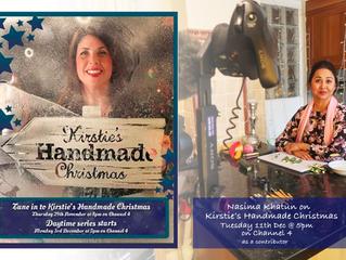 Watch Nasima On Channel 4 - Kirstie's Handmade Christmas