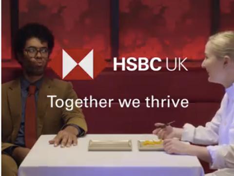 HSBC UK Advert 1st January 2018