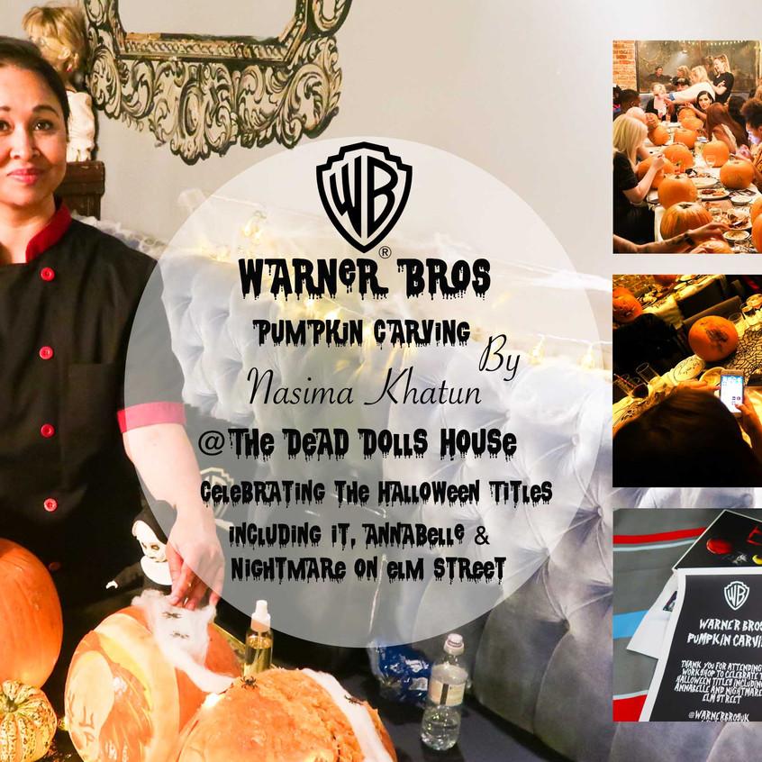 Warner Brothers ARTWORK FB