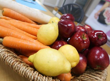 FRUIT & VEGETABLE CARVING WORKSHOP
