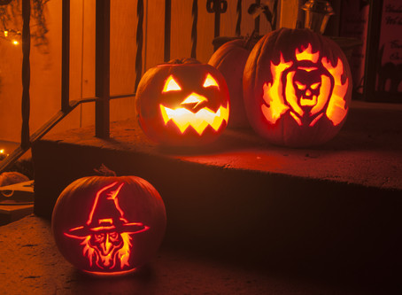 Spooktacular Carving with Fruitima