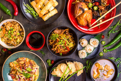 Chinese Cooking Class - 10:30am - 1:30pm