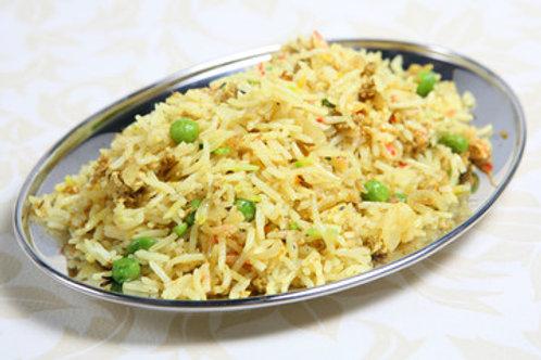 Plain Pilau Rice