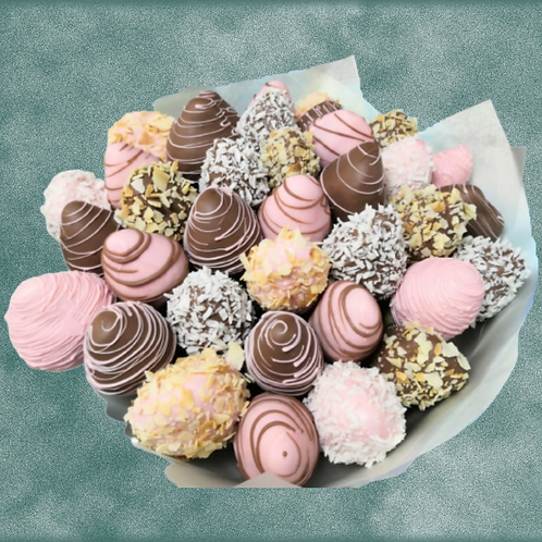 Strawberry Chocolate bouquet