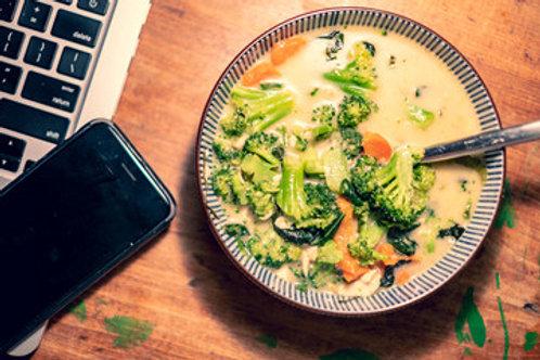 Thai Green Curry - Veg