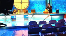 Fruitima on TV with Fruit and Vegetable Carving - 8 Out of 10 Cats does Countdown