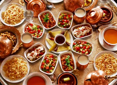 NASIMA'S RAMADAN FOOD TALE - A WALK DOWN MEMORY LANE