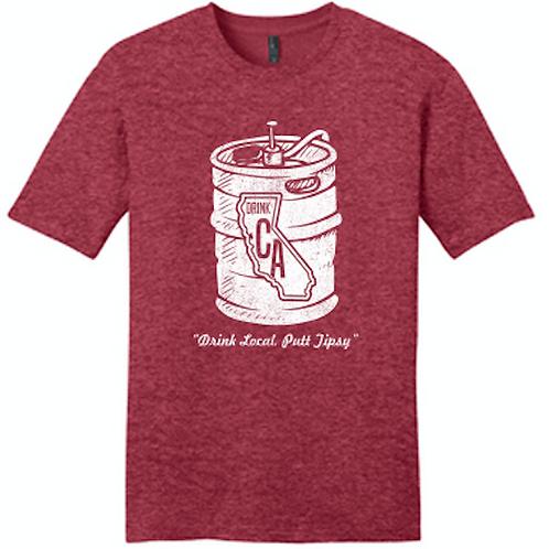 Drink CA Beer - Super Soft Shirt