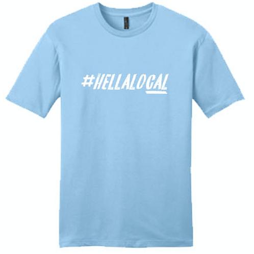 #HellaLocal - Super Soft Tee Unisex