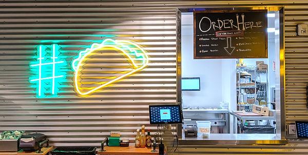 #taco ordering kiosk