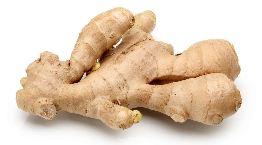 Fresh ginger root (jahe or djahe)