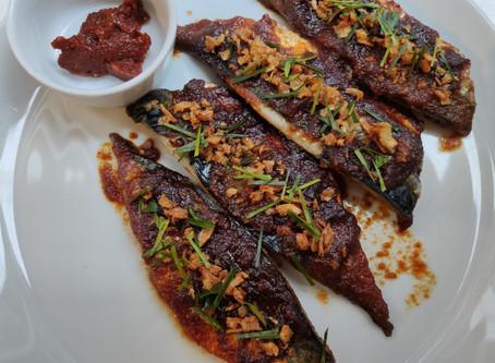 Ikan Bali (Indonesian sweet & spicy fried mackerel) Recipe